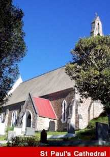 St. Paul's Cathedral Saint Helena Island Info Seven Wonders of St Helena