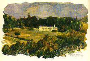 Plantation House Saint Helena Island Info Artists