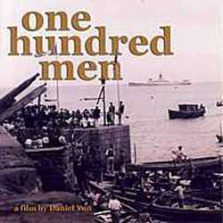 100 Men DVD Cover [Saint Helena Island Info:A Brief History]