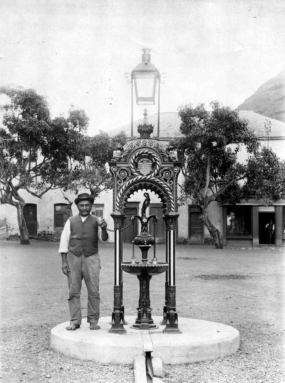 The Missing Fountain Mystery [Saint Helena Island Info:Missing Fountain Mystery]