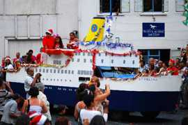 RMS Float, Carnival 2010