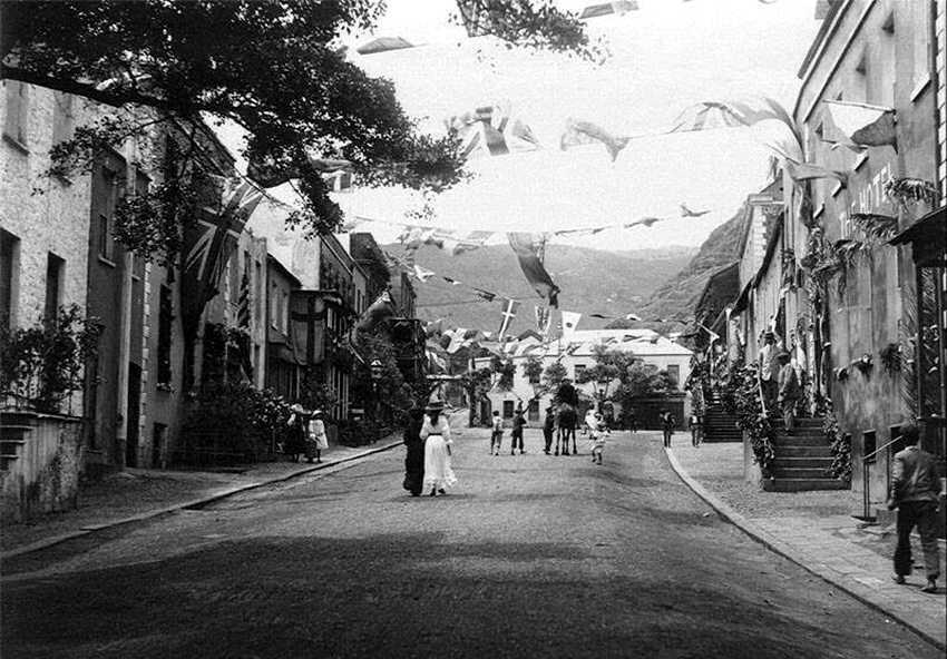 Celebrating Queen Victoria's Golden Jubilee, 1887 [Saint Helena Island Info:A Brief History]