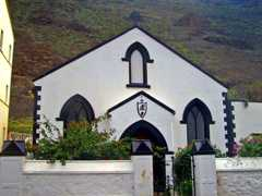 Roman Catholic Church upper Jamestown Saint Helena Island Info Churches of St Helena