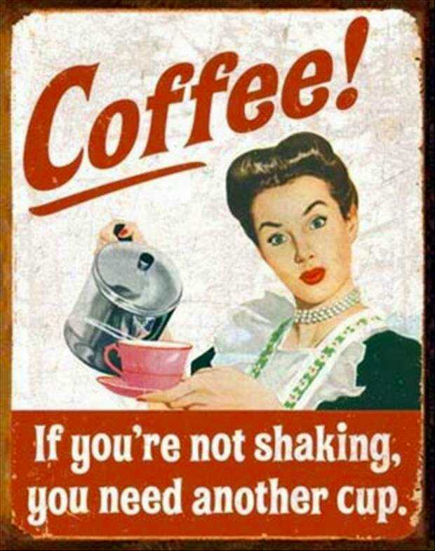Laugh at funny St Helena Coffee humour - LOL