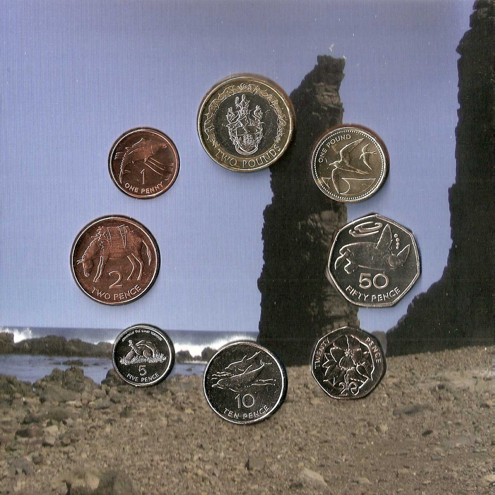 Notes and Coins of St Helena | Saint Helena Island Info: All
