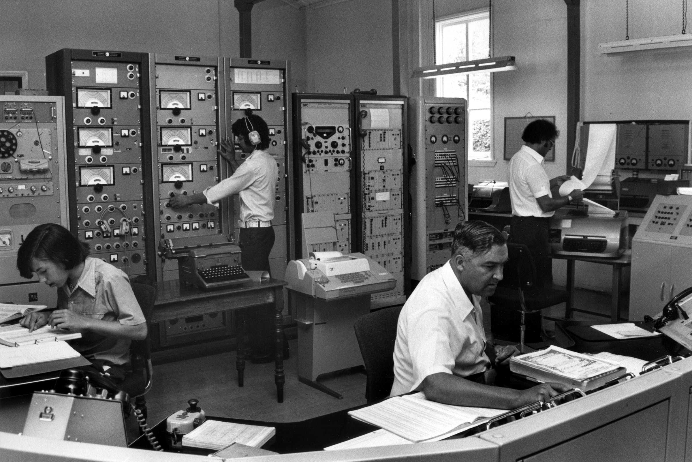 Cable Wireless Operations Centre, 1970s