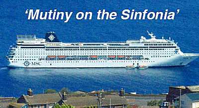 Headline from The Independent Saint Helena Island Info Cruise Ship Days