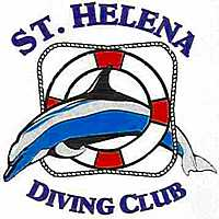 St Helena Dive Club logo