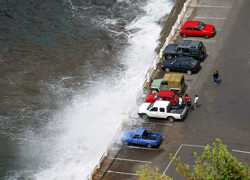 Why you don't park at the seaside