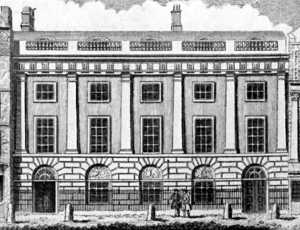 East India House, London, to 1729