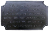 2002: Anne, The Princess Royal