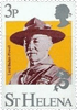 Postage Stamp, Lord Baden-Powell