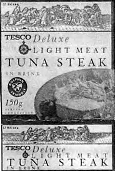 Tesco tuna