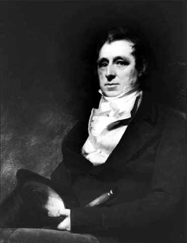 Alexander Walker 1823-1827 Saint Helena Island Info Governor of St Helena