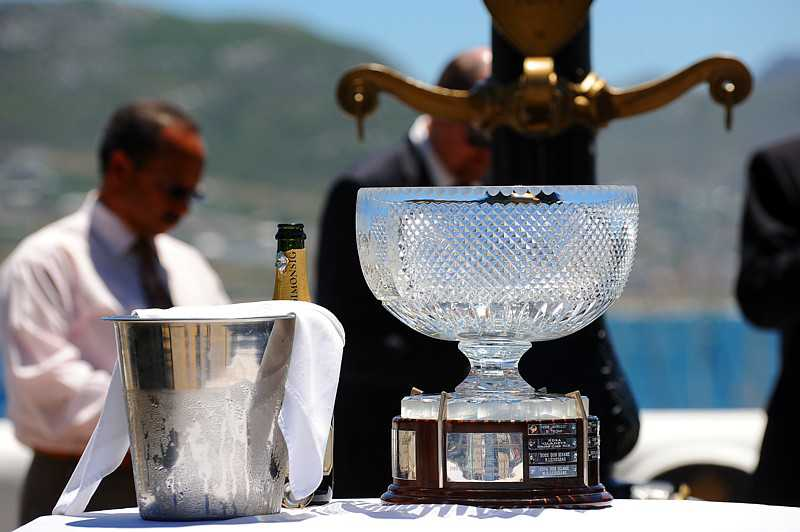 The Governor's Cup | Saint Helena Island Info: All about St