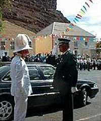 The Governor's Hat • If you want to get ahead… [Saint Helena Island Info:Island History]