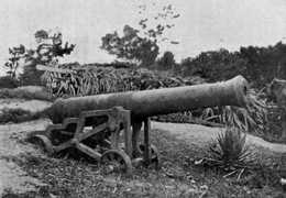 Gun from Alarm House - 1905 photo