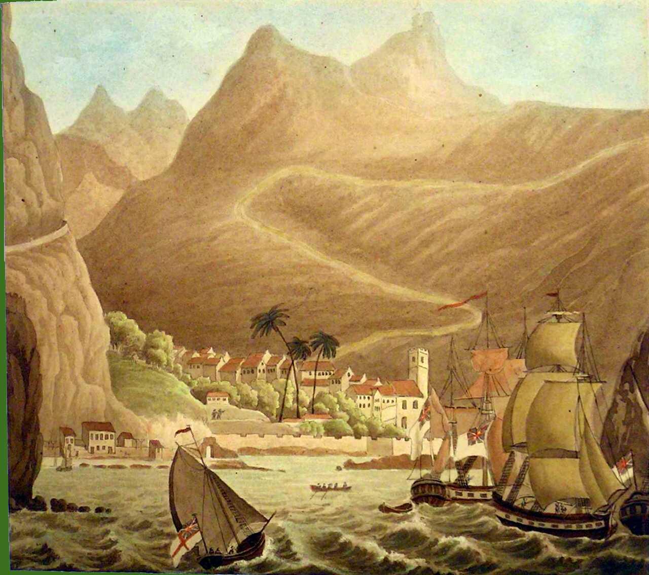 St. Helena Napoleon
