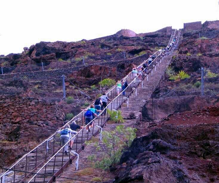Jacob S Ladder Saint Helena Island Info All About St Helena In The South Atlantic Ocean