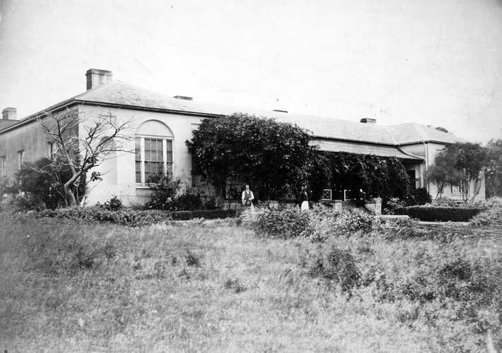 Longwood New House, 1860s