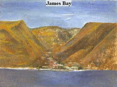 Iris Linsi James Bay Saint Helena Island Info Artists