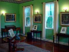 The Green Room, Longwood House