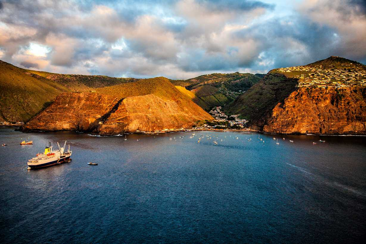Jamestown [Saint Helena Island Info:Read articles about St Helena (Older)]