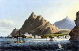 James Bay, Wathen, 1821