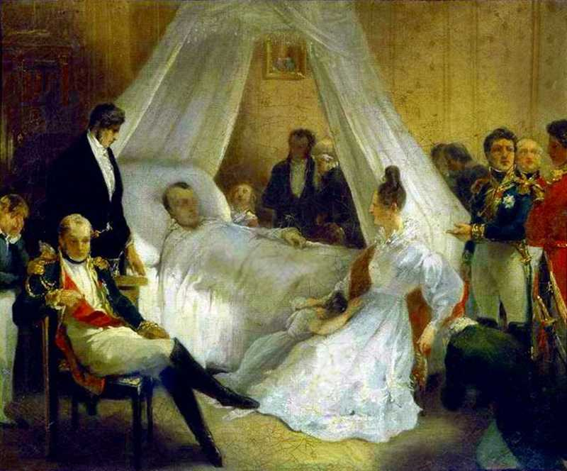 cause of napoleon bonapartes death essay