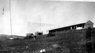 Deadwood station (distant), World War 2