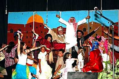 'Ali Baba and the 40 theives' 2012 Saint Helena Island Info Pantomime