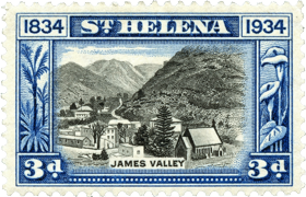 Centenary issue 1934: James Valley