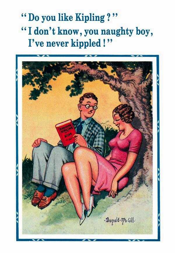 Laugh at funny Postcards of St Helena humour LOL Saint Helena Island Info