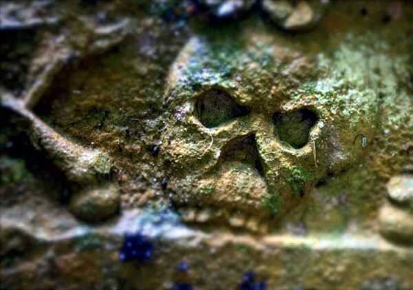 Butcher's Grave detail [Saint Helena Island Info:Slaves and slavery]