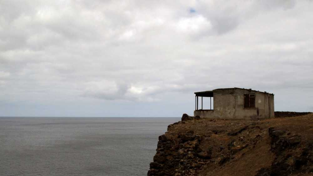 Costal view [Saint Helena Island Info:Slaves and slavery]