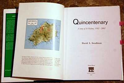 Smallman's Quincentenary Book