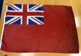 Final Red Ensign {4}