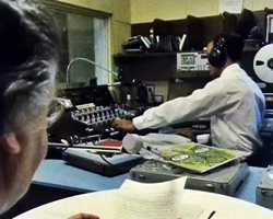 1984: Studio equipment