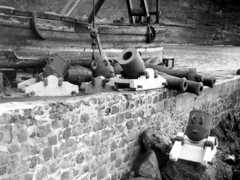 Scrapped guns, July 1940