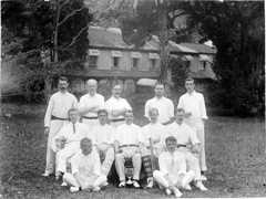 St Helena Cricket Team, 1904/5