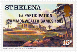 First Commonwealth Games, 1982