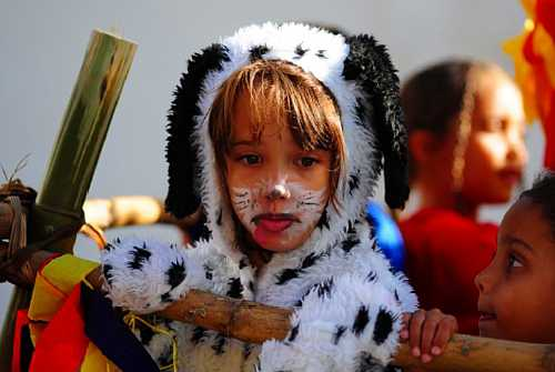 Face painting and costume Saint Helena Island Info St Helena's Day