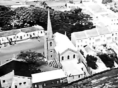 St. James' Church 1962 Saint Helena Island Info Historic Images