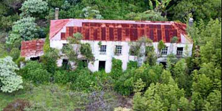2012 Saint Helena Island Info Lost and almost-lost Buildings