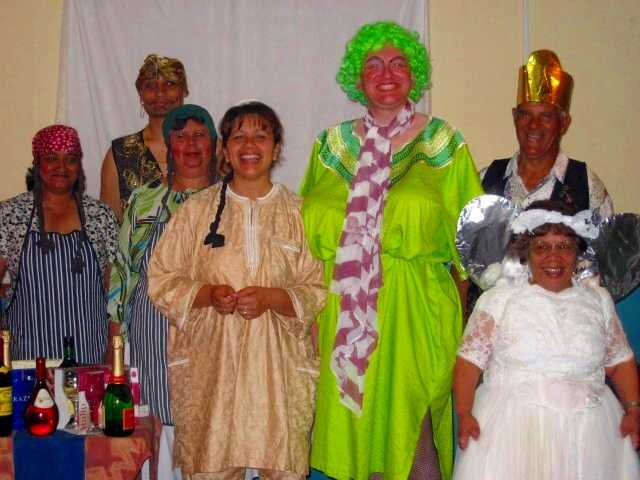 Aladdin of the Blue Lamp, 2007 [Saint Helena Island Info:Theatres]