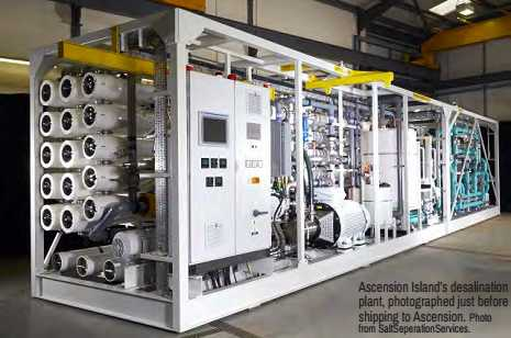 Desalination Machine