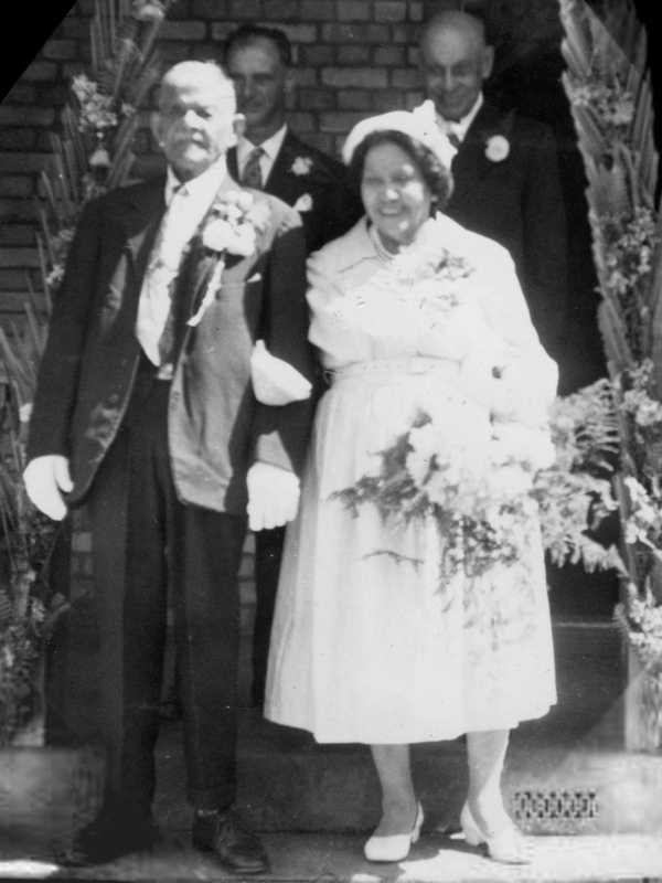 Matty John's 2nd Wedding, 1960