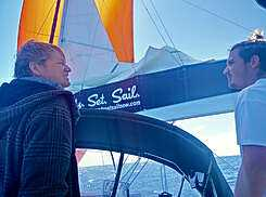 Daily Herald, Ready Set Sail in St Helena