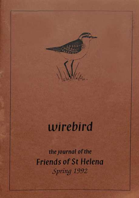 FoSH Wirebird cover #5 April 1992