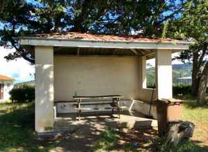 Longwood Bus Shelter